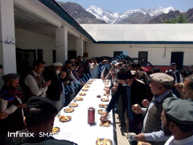 upper chitral police program 7