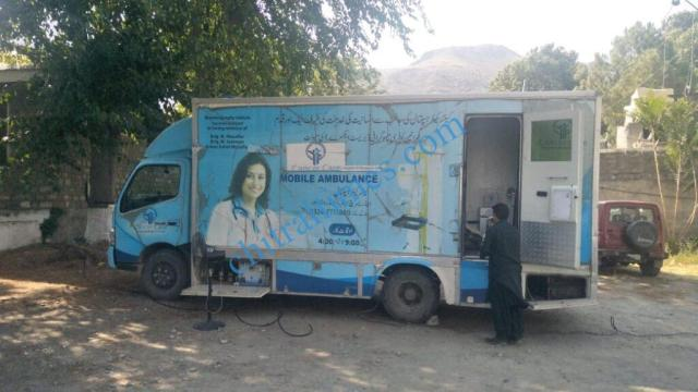 chitraltimes free mamography camp chitral dhq
