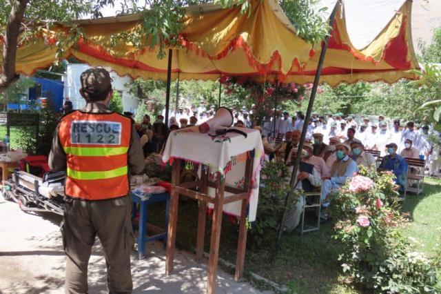 chitraltimes undp glof workshop reshun chitral upper
