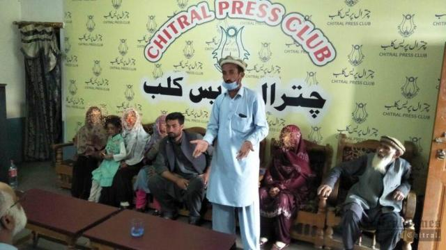 chitraltimes gobor press confrence2