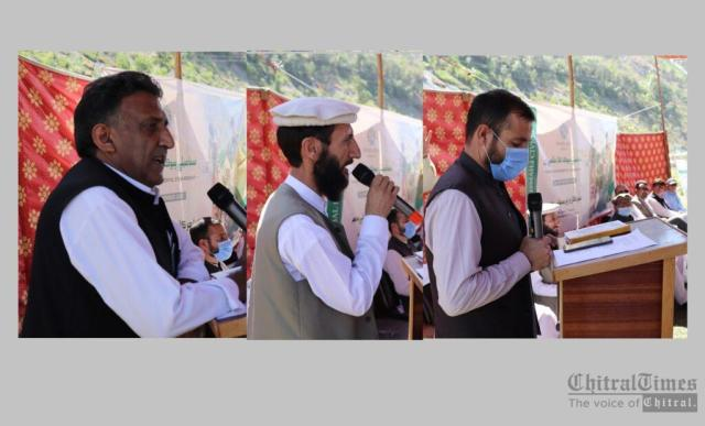 chitraltimes ismaili civic day celebration chitral speakers