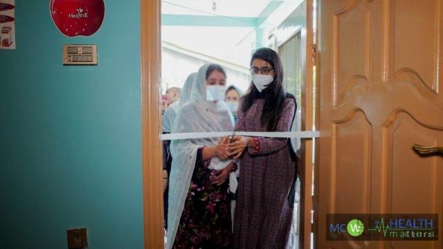 chitraltimes telehealth clinic inagurated chitral morder 1
