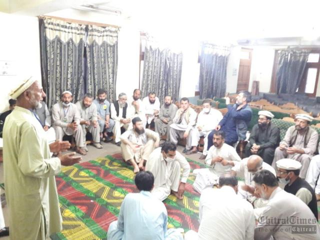 chitraltimes tujjar union chitral election concludes1