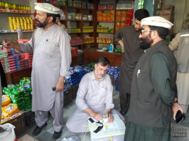 chitraltimes tujjar union chitral election concludes3