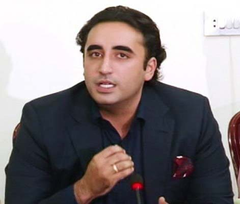 Bilawal names officer-bearers of PPP for Chitral