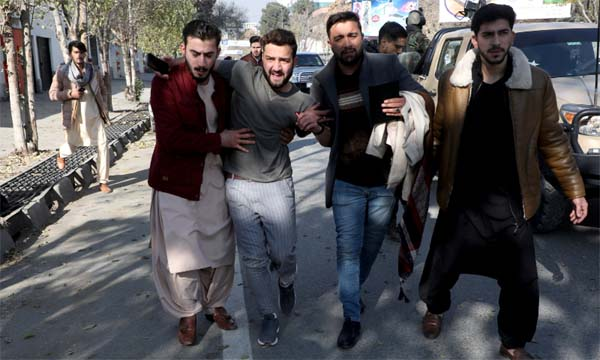 Rocket attacks on Kabul leaves eight dead