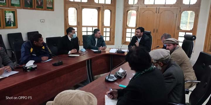 30pc of funds for rehabilitation projects released: Wazirzada