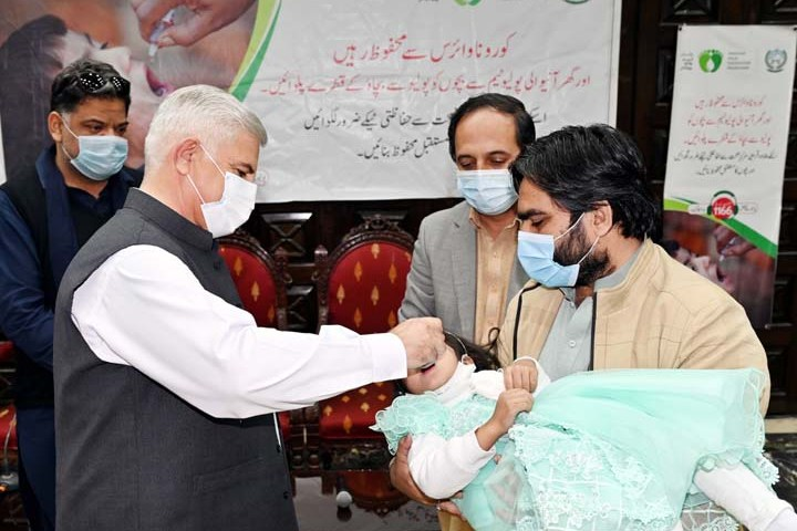 Five-day anti-polio drive in KP