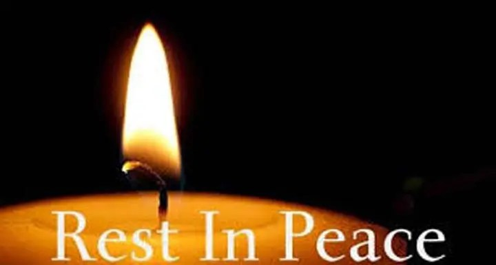 Father of senior journalist passes away