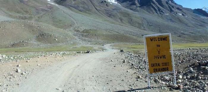 Shandur, Garam Chashma roads transferred to NHA
