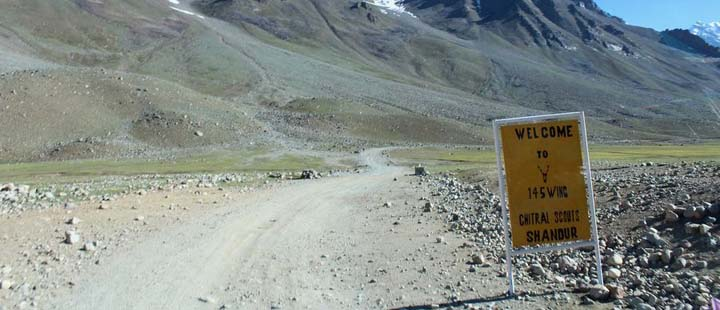 Shandur, Garam Chashma roads transferred to NHA