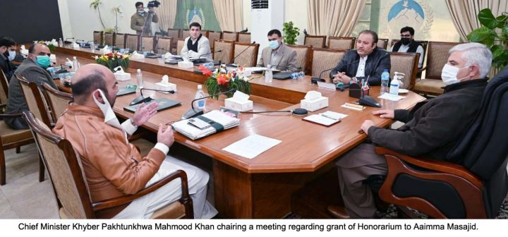 KP to spend Rs2.5bn on honorarium to prayer leaders