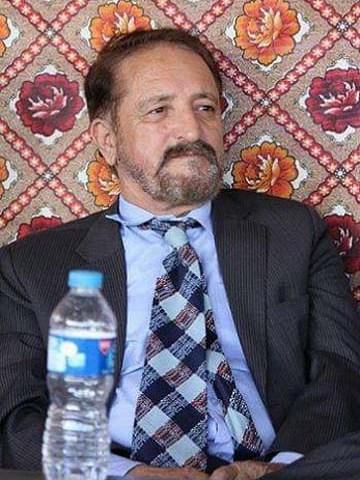 Qazi Fazal Elahi passes away