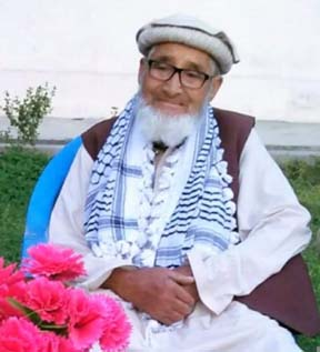 Maulana Muhammad Ashraf passes away