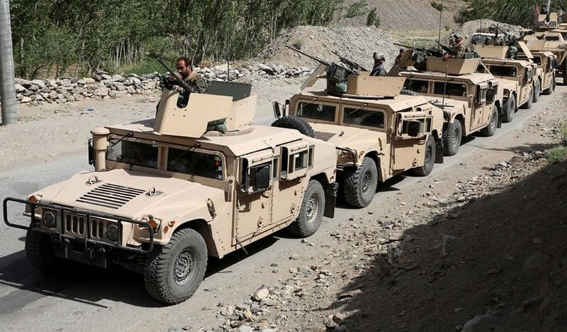 Taliban advance in northern Afghanistan