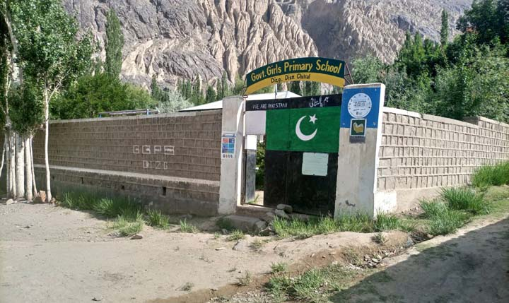 No school for girls in upper areas Yarkhun valley