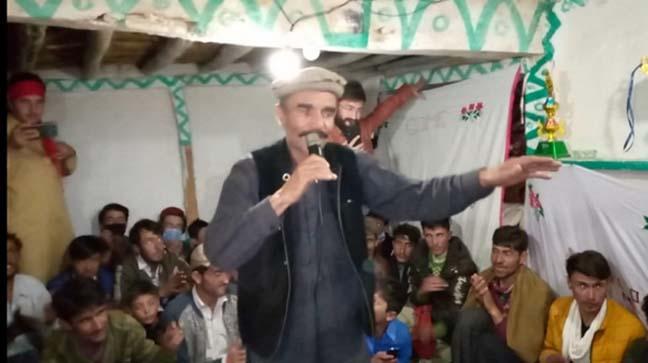 Wakhi community holds literary gathering