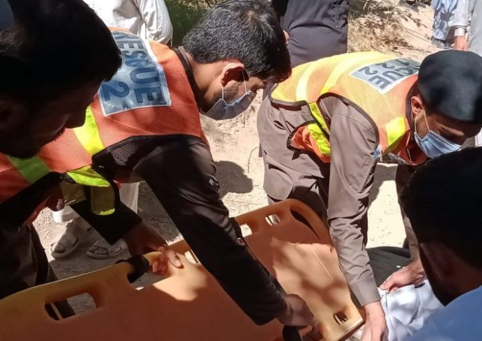 Road accident leaves two dead near Green Lasht