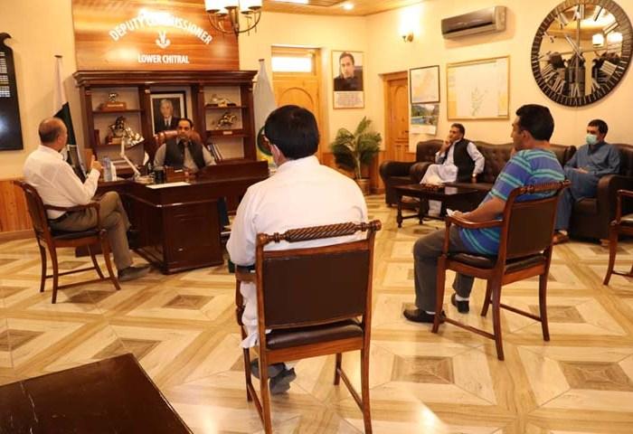 DC hails Ismaili Civic's environmental initiative