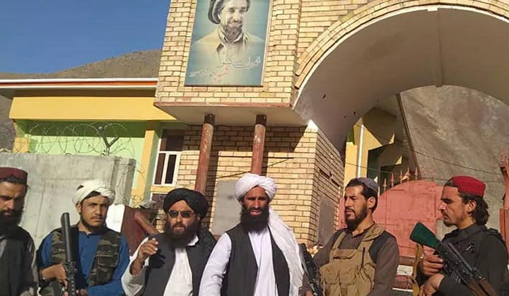 Taliban's conquest of Panjsher