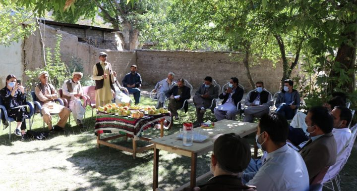 Delegation from Balochistan visits Chitral