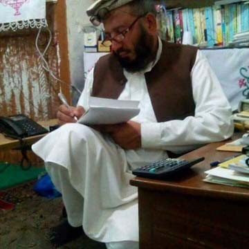 Behind the turban: Khaliquz Zaman of Shahi Masjid Chitral