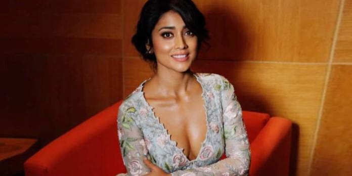 Shriya Saran to be seen in ram charan and ntr rrr here are the details