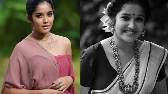 Anikha Surendran to make her Tollywood debut with the Kappela remake