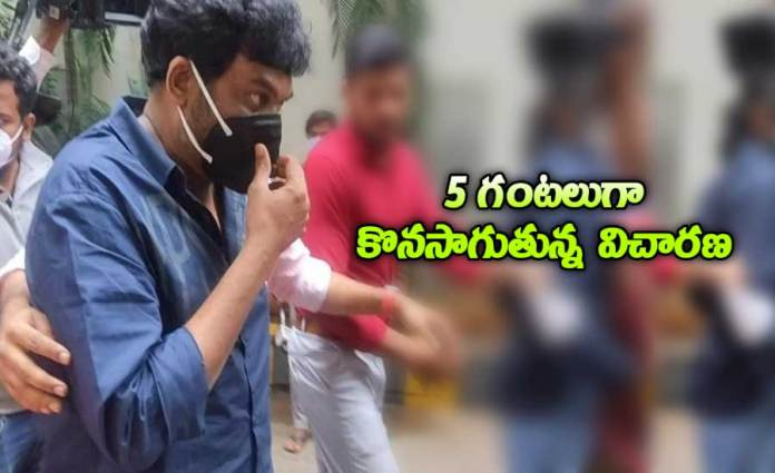 Tollywood drug case Director Puri Jagannadh appears before ED