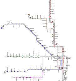 chicago track map png [ 853 x 1729 Pixel ]