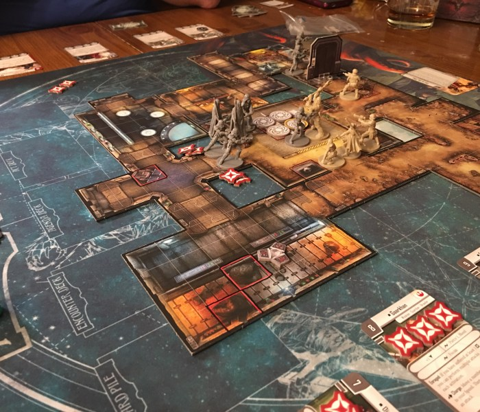 Review – Star Wars:  Imperial Assault (Skirmish Mode)
