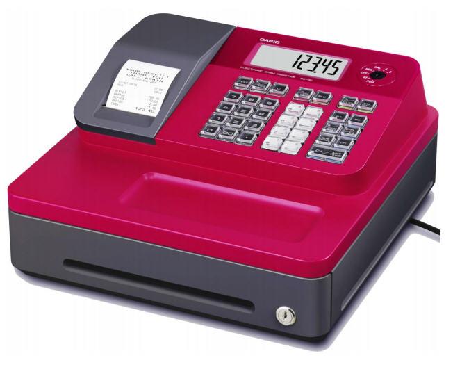 CASIO SE-G1 收據型電子收銀機
