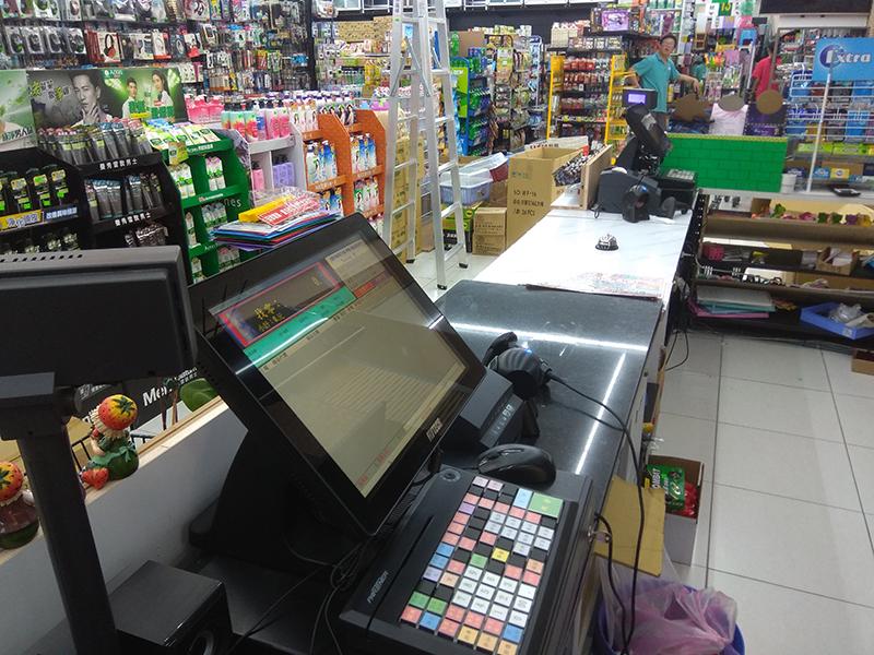 金U利五金百貨彰化店_五金POS零售收銀機系統導入