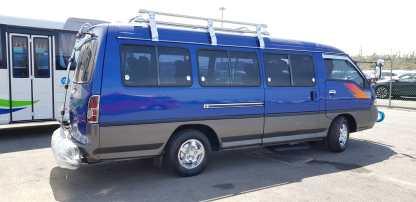 microbus hyundai grace lateral