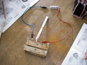 電熱線の発熱実験 その1: chiyの理科準備室