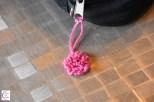 Pink flower strap +°+ Strap fleur rose