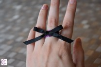 Bow ring +°+ Bague noeud