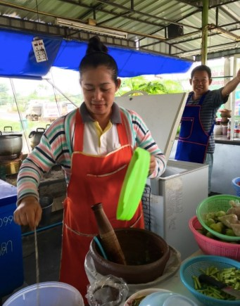 Mukdahan_Issan style lunch_3
