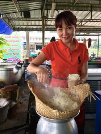 Mukdahan_Issan style lunch_4