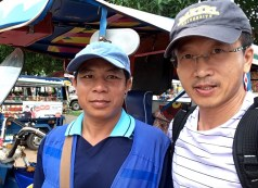 tuk-tuk_Thai laobrs_stick rice_2