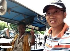 tuk-tuk_Thai laobrs_stick rice_5