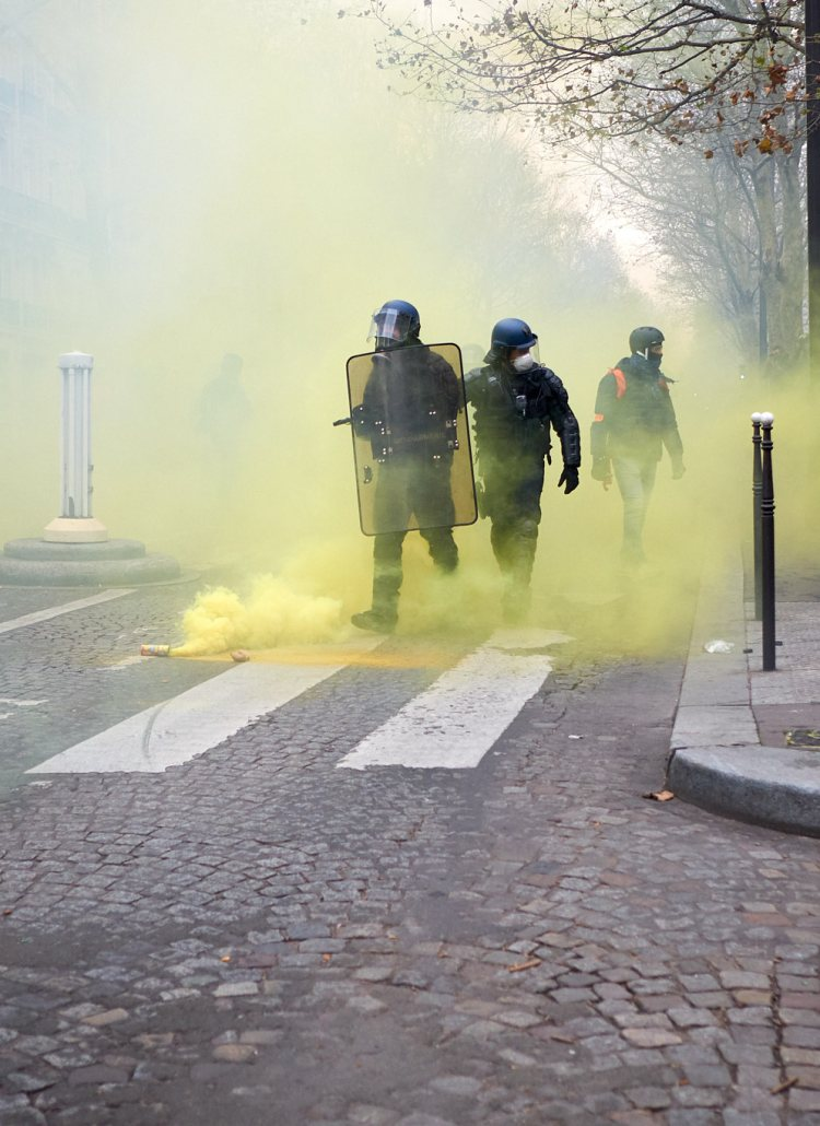 Five Things to Know About the Yellow Vest Protests
