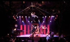'Vodka' from The Carnival a circus opera | live in Hamburg 2013 (8)