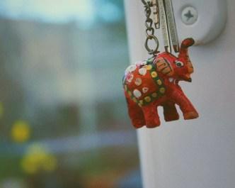 Elephant keys,