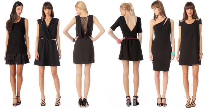 1 petites robes noires monshowroom