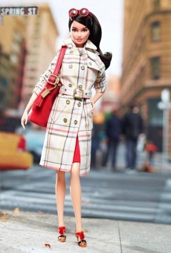 Coach Barbie