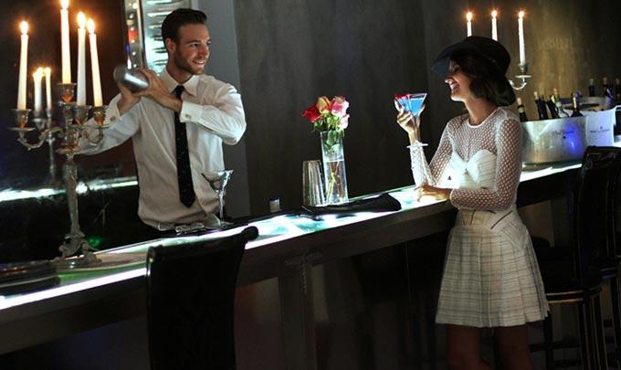 alexandra pereira soirée cocktail