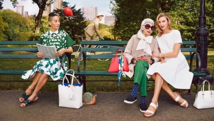 Mode-Photos-Karlie-Kloss-fraiche-et-elegante-pour-un-duo-generationel-avec-Iris-Apfel-signe-Kate-Spade_portrait_w674