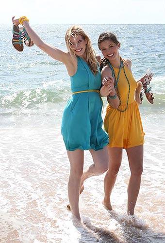 sandales de plage les tropeziennes