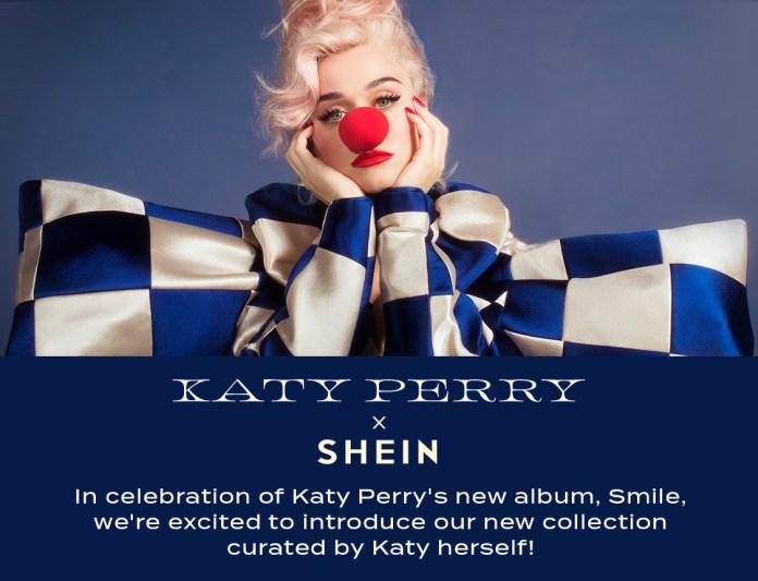 Katy Perry x Shein